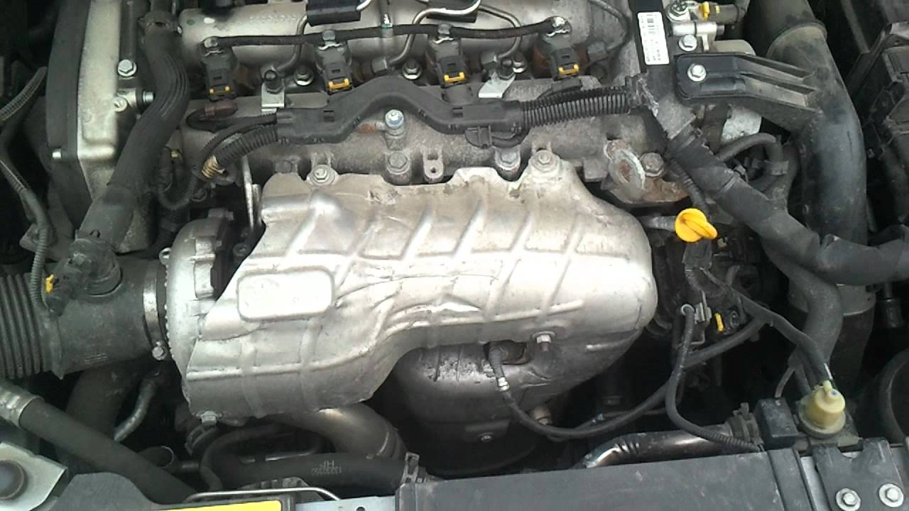 Diesel Engine Diagram Throttle Body Intake System On A With Vauxhall Diagrams