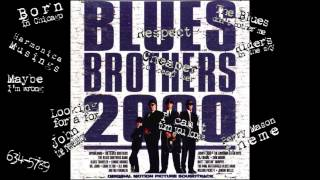Blues Brothers 2000 (1998) [full album]