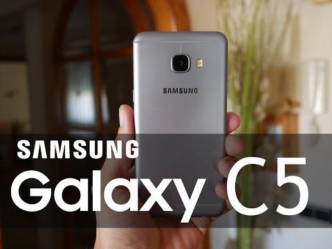 Samsung Galaxy C5 Review completa