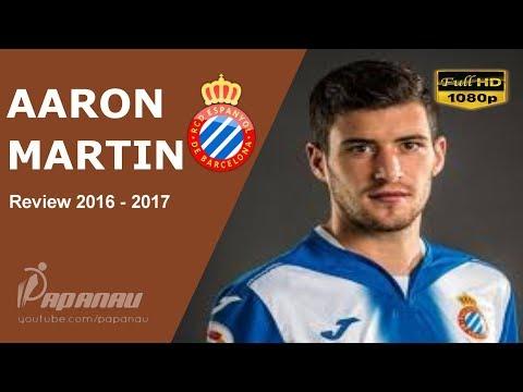 AARON MARTIN • RCD ESPANYOL •  Elite Defensive Skills, Assists & Tackles • 2016/ 2017• HD 1080p