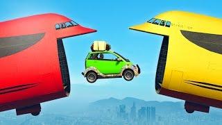 GTA 5 FAILS & WINS #46 (Grand Theft Auto V Funny Moments Compilation) thumbnail