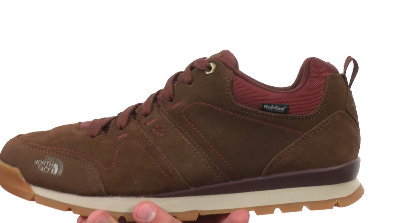 M Back-to-Berkeley Mtnsnkr, Mens Low-Top Sneakers The North Face