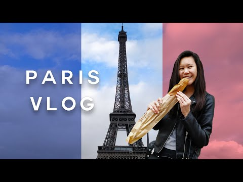 TRAVEL VLOG | Paris!