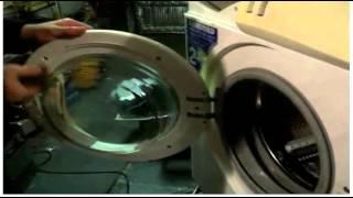 Из-под люка стиральной машины течёт вода(, 2015-02-06T16:55:14.000Z)