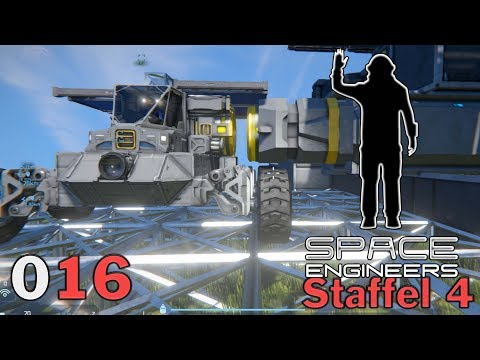 SPACE ENGINEERS [S4|016] Mit Taxi Val unterwegs 🌌 Let's Play