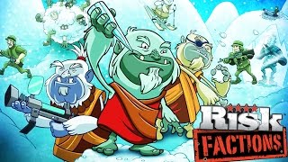 HILARIOUS RAGE INDUCING GAME! - RISK FACTIONS