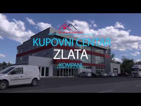 """Otvaranje Kupovnog centra """"ZLATA KOMPANI"""" Teslić"""