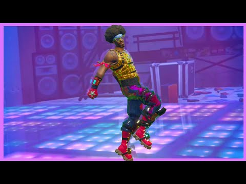 Hype Dance Goes With Any Song