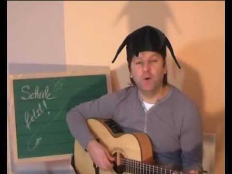 In unsrer Schule - lustiges Kinderlied von Kinderliedermacher Thomas Koppe zum Mitmachen