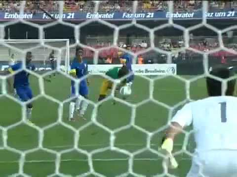 Brazil vs South Africa 1 - 0 All goals & Highlights 07/09/2012