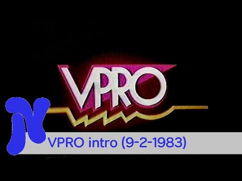 VPRO - Leader en aankondiging (9-2-1983)