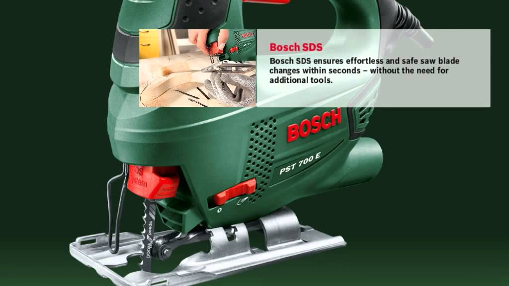 Bosch jigsaw pst 700 e youtube bosch jigsaw pst 700 e greentooth Gallery