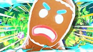 Gingerbread Dan!!! (fortnite: Battle Royale Christmas Update)