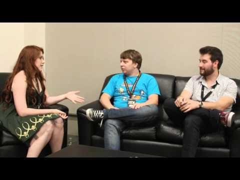 SciFi4Me Interview: Kerry Shawcross And Miles Luna Talk RWBY At RTX 2015