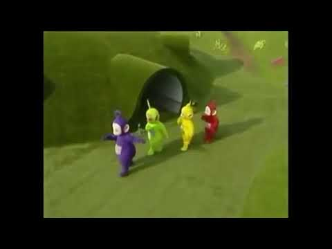 Ditinggal Rabi Teletubbies Nella Kharisma.