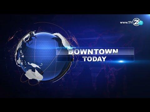 DOWNTOWN TODAY - Година 2085 - Во Македонија се инсталира целата телефонска мрежа