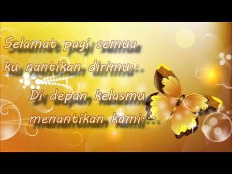 Guruku Tersayang-Instrumental With Lyrics