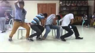 SEAT DANCE :)