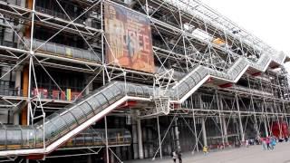 Открыть фирму в Польше.  Париж  Центр Помпиду(, 2015-01-30T22:54:40.000Z)