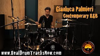 Real Drum Tracks Now! Gianluca Palmieri - R&B Contemporary