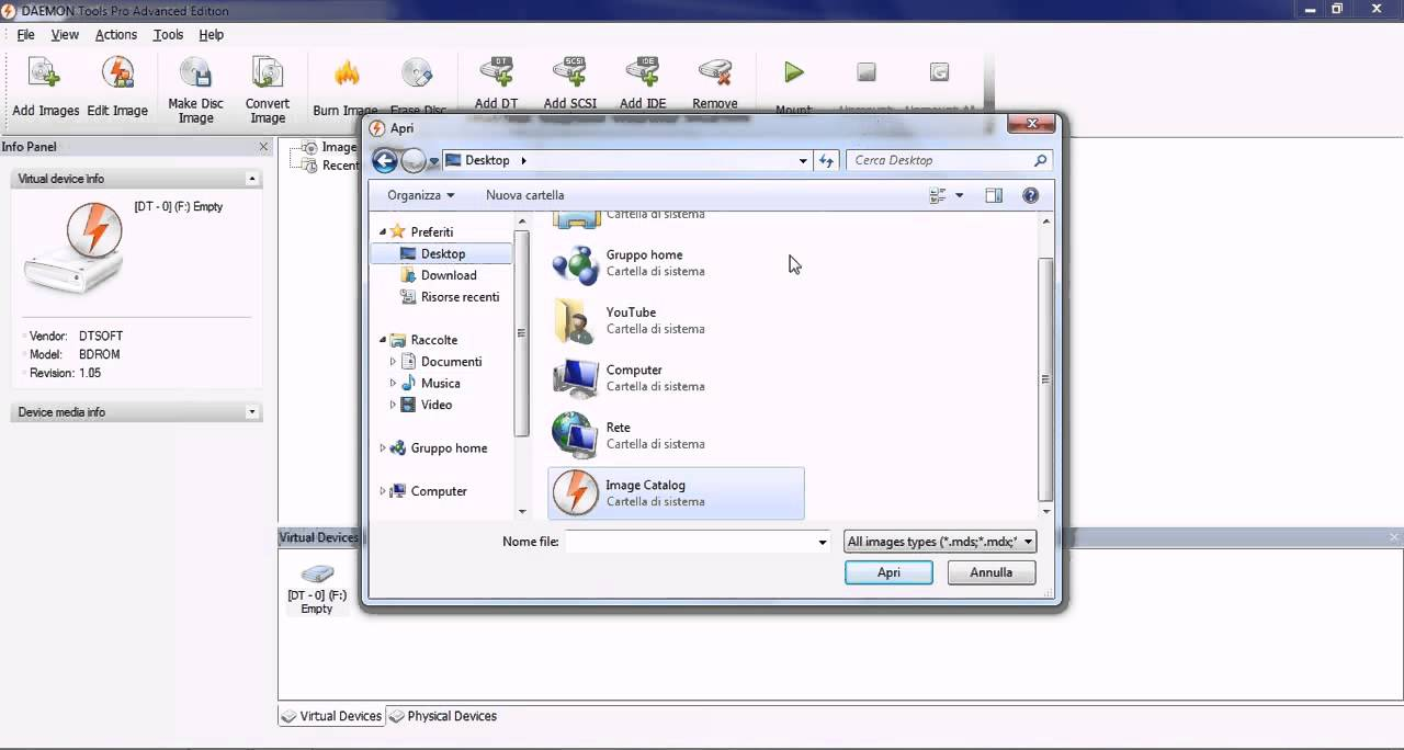 daemon tool free download with serial number