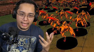 How To Play Warhammer 40k on Tabletop Simulator