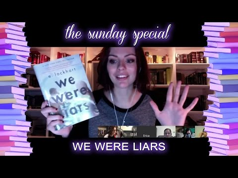 Book Club Pick: WE WERE LIARS by E. Lockhart