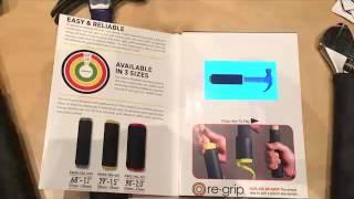 The Re-Grip Video Brochure