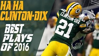 ha ha clinton dixs best plays from the 2016 season top 100 players of 2017 nfl