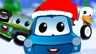 Christmas Is Coming | Zeek and Friends Nursery Rhymes For Kids Video For Children