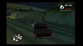 GTA San Andreas [Steam Edition] - Gameplay.