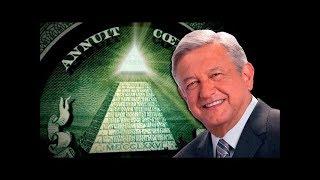 AMLO : El Falso Mesías de los Masones
