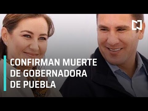 Rico - Confirman Muerte De Gobernadora De Puebla Mexico