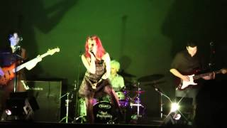 Sex & Violence 4 Piece Female Fronted Band Live Video