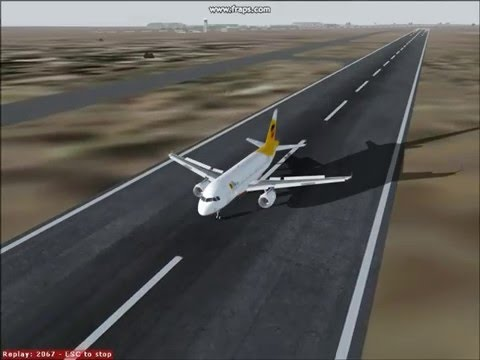 Sonair and TAAG landing in Luanda