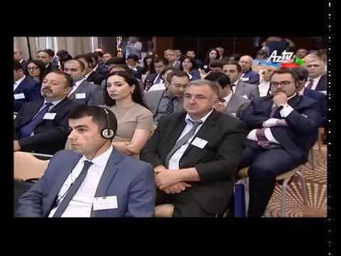 AzTV - News on the EU-Azerbaijan Business Forum 2018