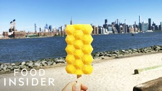 Geometric Popsicles Are Designed For People With Sensitive Teeth