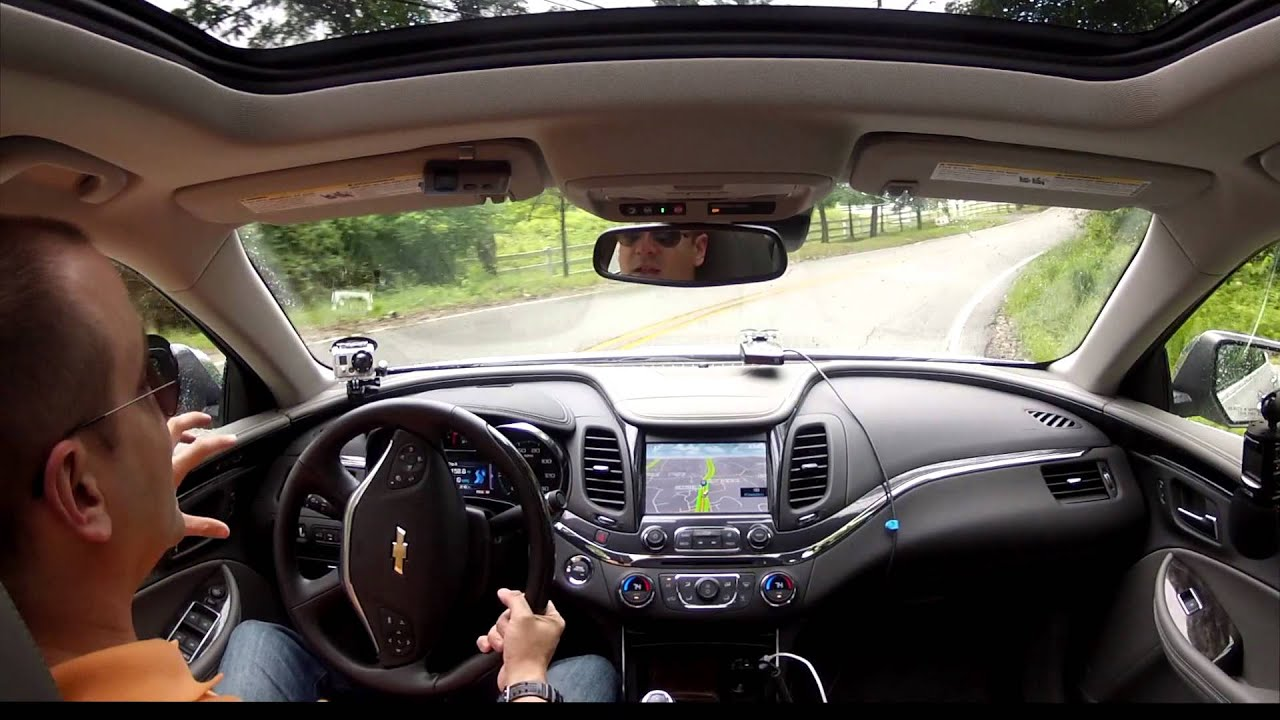 Driving Review 2014 Chevrolet Impala Ltz Test Drive