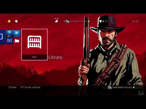 Red Dead Redemption 2 | PS4 Theme