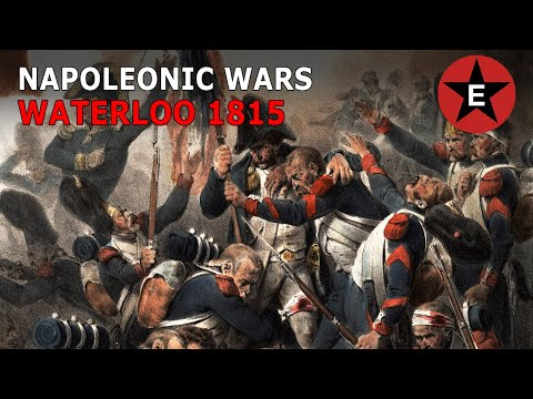 Napoleonic Wars: Battle of Waterloo 1815