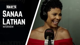 Sanaa Lathan Talks New Movie 'Nappily Ever After