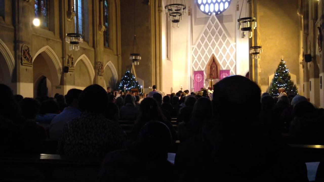 St davids cathedral carol service