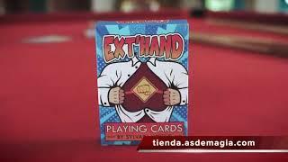 Vídeo: Ext´ Hand by Sylvain Mirouf
