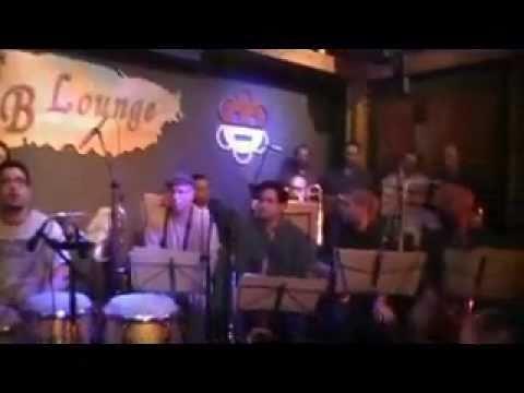 Introducing HECTOR MARTIGNON'S_Eighteen Piece Big Band