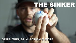 How To Throw A Sinker: Grİps and Tips, Spin and Arm Slot