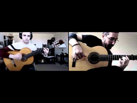 Tico Tico arr. Paco de Lucia played by Ramzi and Orhan