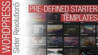 видео Скачать бесплатно Slider Revolution v5.2.5.3 + Addons + Templates