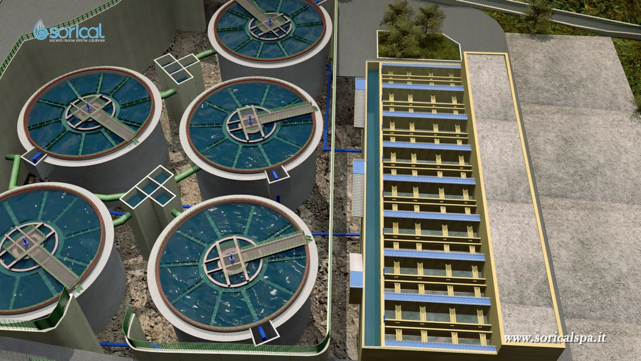 """""""Dall'invaso ai rubinetti di casa: ecco come funziona il nuovo acquedotto Menta"""""""