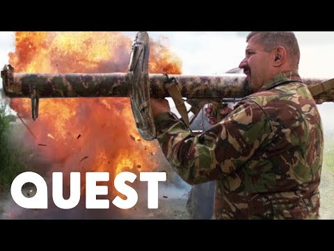 Watch This Lethal WWII Panzerschreck Go Bang! | Combat Dealers