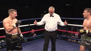 White Collar Boxing - The Challenge. Craig Bradshaw Vs Rob Horton